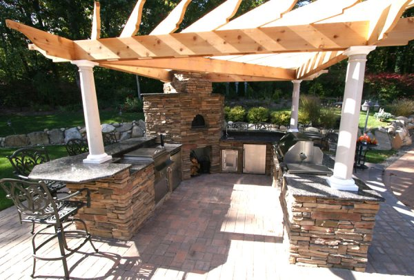 Marrazzo Custom Homes Outdoor Living